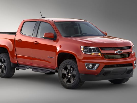 2015 Chevy Colorado GearOnTM Edition – Bring More Adventure