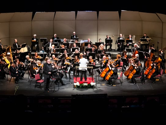 Mansfield Symphony Orchestra
