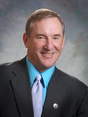 Sen. Bill Soules, D-Las Cruces