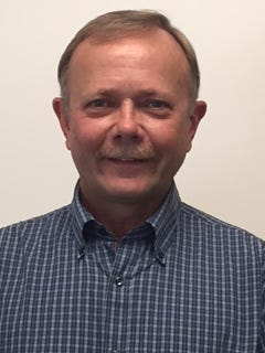 Jim Helmer is in line to become Brevard County utility services director.