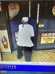 Surveillance capture from W.70th convenience store.