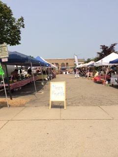 The South Lyon Farmers Market will be returning next month.