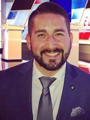 Dustin Daniels, chief of staff for Tallahassee Mayor Andrew Gillum.