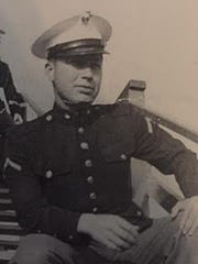 Photo of private first class Albino Suares Peña.