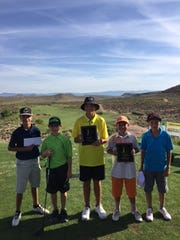 The 13th annual long drive championships were held