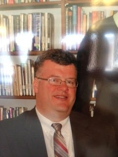 Lakota Local Schools Superintendent Chad Coffman.