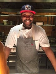 Tristen Epps is a visionary chef with a keen eye for