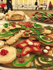 Metuchen Cookie Walk returns Dec. 16 to First Presbyterian Church of Metuchen to raise money for the Fuccile Foundation to help local needy families.