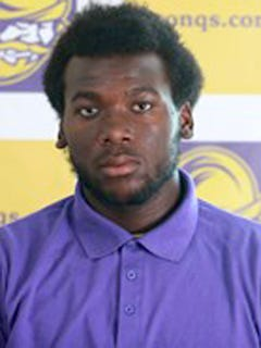 Lakia Henry, a sophomore linebacker from Dodge City (Kan.) Community College.