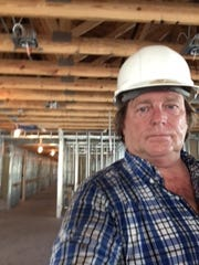 Don Baldauf is an electrical contractor who would close all IRS offices in the state if elected governor.