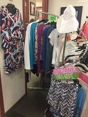 The Ladies Boutique features upscale brands you'll