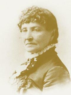 When the Wyoming legislature tried to revoke women's suffrage in 1871, Amalia Post encourage the governor to save it.