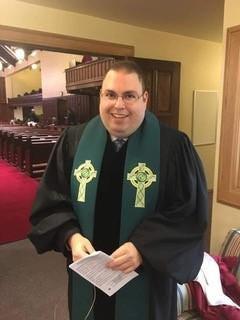 The Rev. Edwin A. Brinklow.