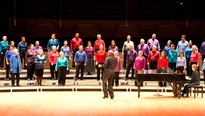 "Confluence: The Willamette Valley LGBT Chorus kicks off its 15th Season with ""Winter Wonders"" at 7:30 p.m. Dec. 12 at First Congregational United Church of Christ, 700 Marion St. NE."