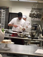 Locklin Tech in Milton offers a culinary arts program.