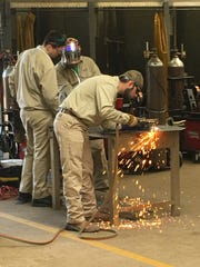 Locklin Tech in Milton is now offering an advanced welding program.