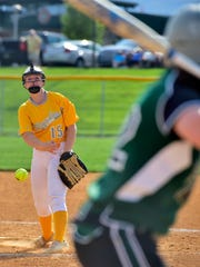 Lauren Hunsecker will serve as a primary pitcher for a talented Waynesboro team this spring.