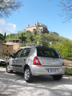 With a rental car, every hilltop town in France is within reach.