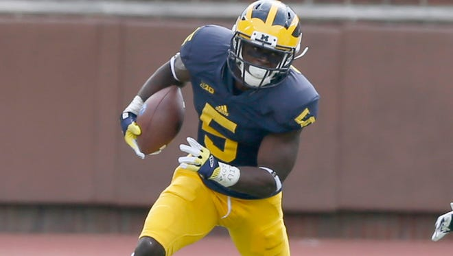 Michigan's Jabrill Peppers