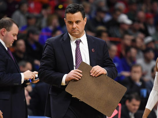The 2017-18 college basketball season was a wild ride for Arizona Wildcats coach Sean Miller, to say the least.