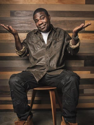 Tracy Morgan will perform at Red Bank's Count Basie Theatre on Friday.