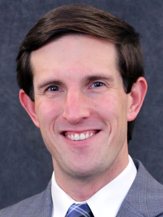 Jimmy Sullivan named Rocky Fork Middle principal
