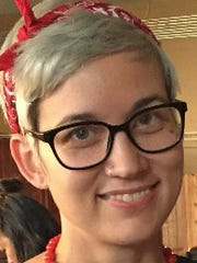 Hilary Stohs-Krause is co-chair of Team 19, a feminist grass-roots advocacy organization based in Madison.