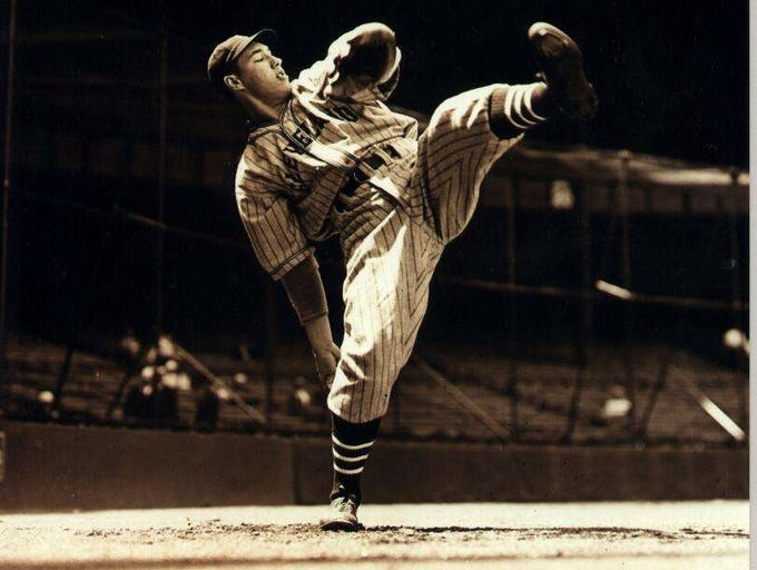 Van Meter, Ia., native Bob Feller, who reigned as the most dominant right-handed pitcher in the Major Leagues during the 1930s and into the 1950s, has died. Feller entered the Hall of Fame in 1962.