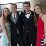Students from West Morris Mendham High School arrive for Prom at the Hanover Marriott, Friday, May 20, 2016. Hanover Township, NJ. Special to NJ Press Media/Karen Mancinelli/Daily Record MOR 0522 Prom West Morris Mendham HS