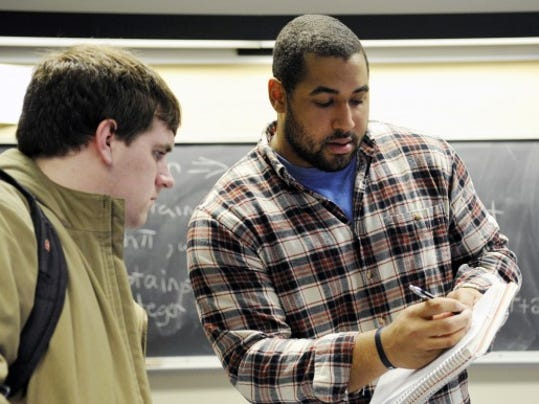 As John Urschel prepares for the NFL Draft, he is up for another national award.
