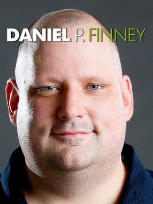 Daniel P. Finney, metro columnist for the Des Moines Register. Follow him at @newsmanone on Twitter.
