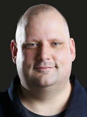 Daniel P. Finney, Des Moines Register Storyteller.