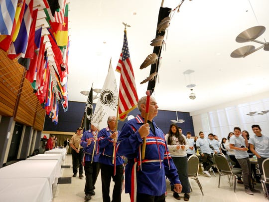 The Confederate Tribes of Grand Ronde Veteran Honor