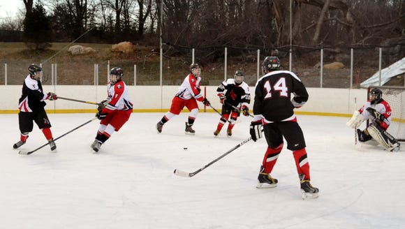 The Icehawks are more experienced this season, but are still a very young team.