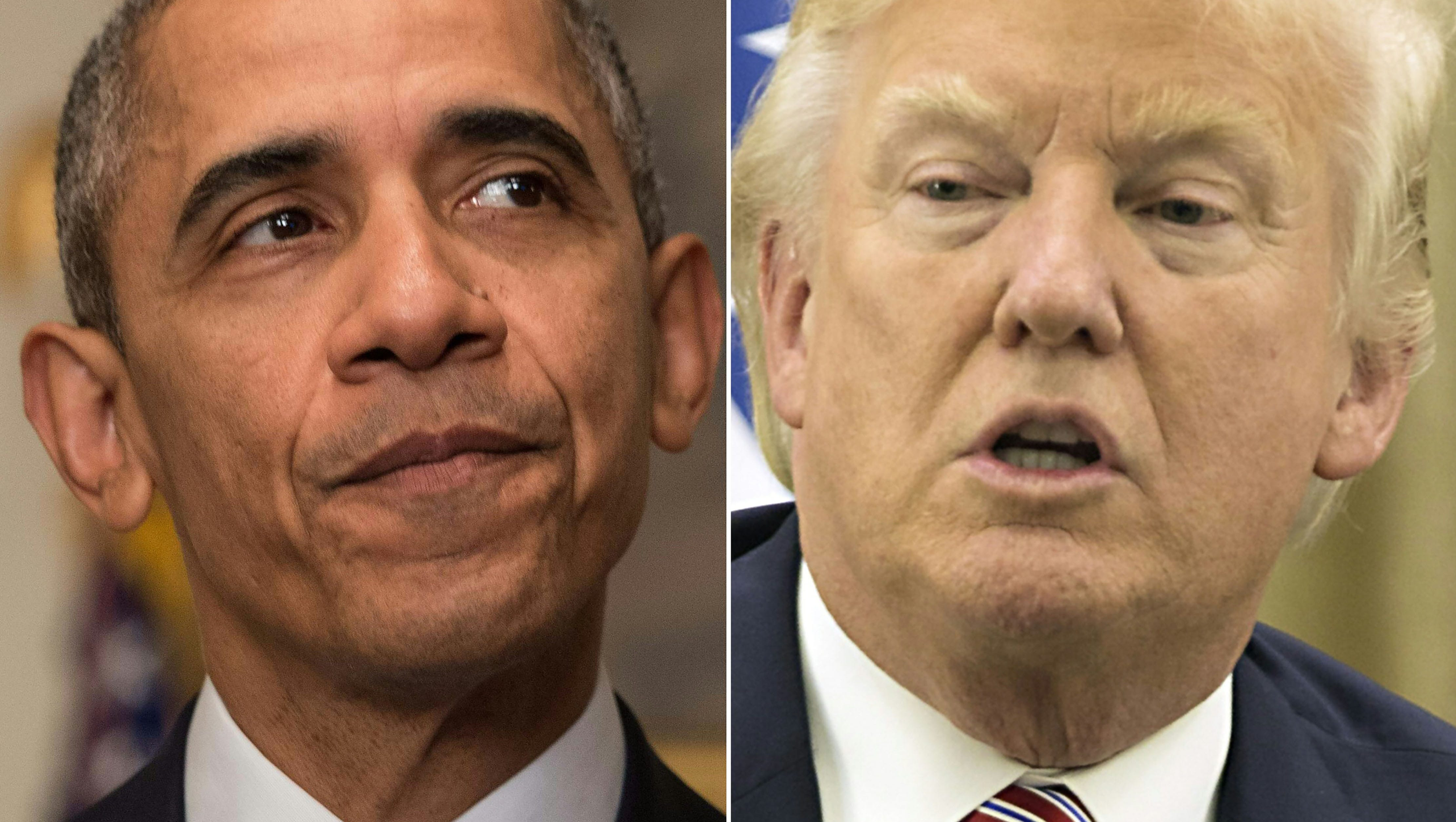 Former president Barack Obama and President Donald Trump have both been very effective at reaching Americans through Twitter.