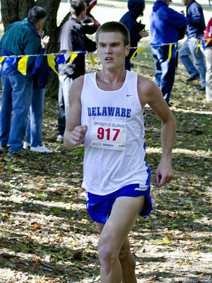 Former Charter School of Wilmington and University of Delaware runner Andy Weaver has qualified for the U.S. Olympic Marathon Trials next month in Los Angeles.