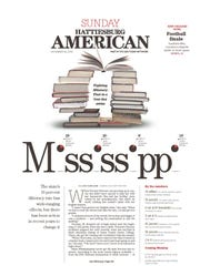 The Hattiesburg American's series on illiteracy in