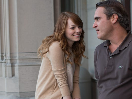 Film Review Irrational Man
