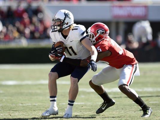 NCAA Football: Charleston Southern at Georgia