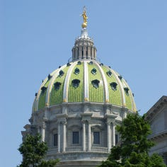 Pa. spending plan heads to Wolf's desk