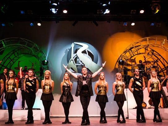 Irish dance and rock show Rockin' Road to Dublin visits