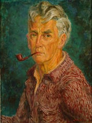 John Sloan's self portrait from 1946 will be part of