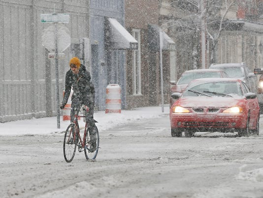 LAF Greater Lafayette Weather Wednesday, February 24
