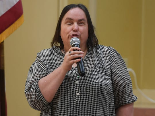 Tennessee gubernatorial candidate Yvonne Neubert participated
