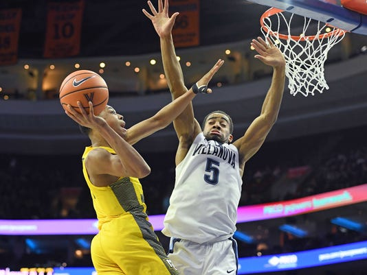 NCAA Basketball: Marquette at Villanova