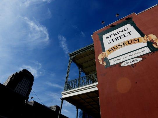 The Spring Street Museum
