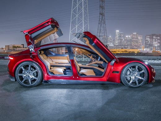 Fisker Kentucky Among 11 States In Running For Potential Auto Factory