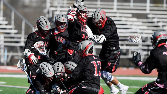 Lakeland is the No. 2 seed in the 2017 Passaic County boys lacrosse tournament.