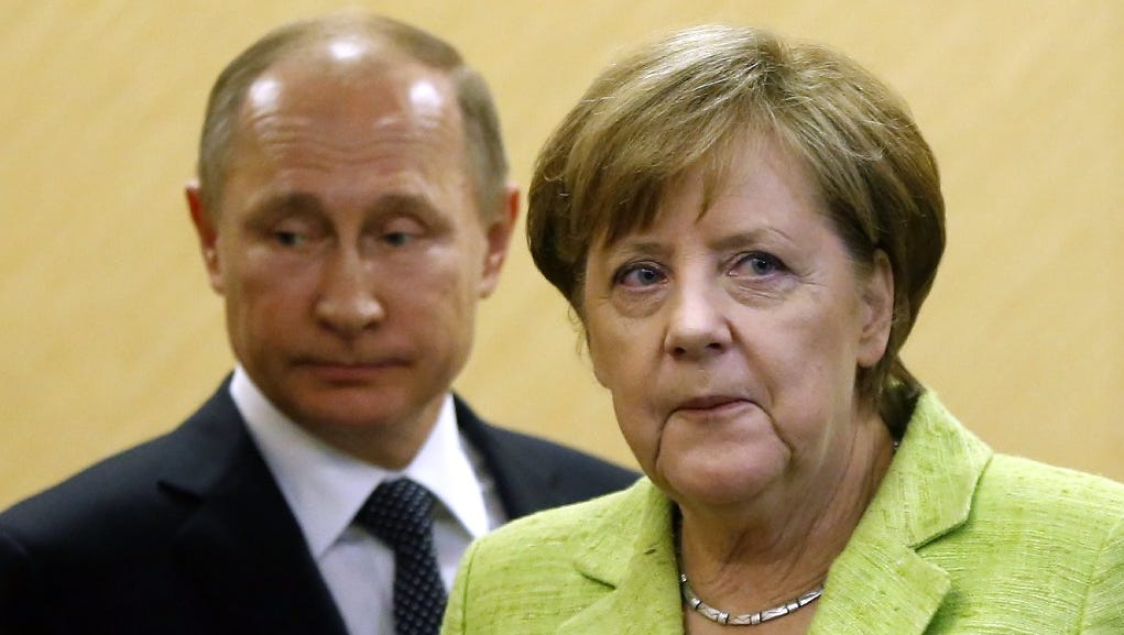 G 20 Angela Merkel And Vladimir Putin It S Complicated