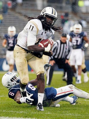 Breshad Perriman is the son of former Lions receiver Brett Perriman.